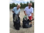 "Søppelplukking som ""miljøtrim"""