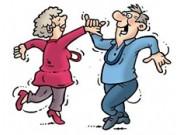 Seniordans på Jomsborg