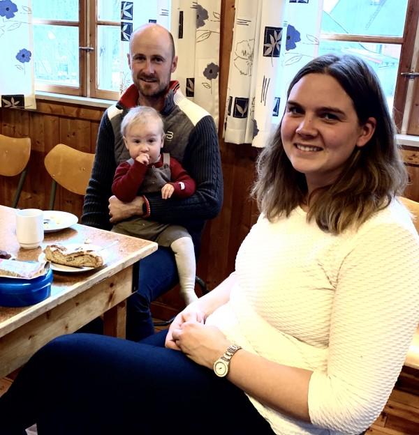 Ludvig, Ida og Hans Petter