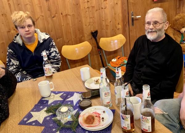 Bjørn og Ole Johan