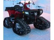 Om søknader for bruk av snøscooter