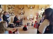 Bilder fra 17. maifeiringa i Fossehuset