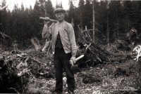 1-Hans Dalen som nybrottsmann. august 1926