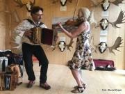 Fin konsert med Oline og Lillebjørn