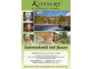 Få med deg sommerkveld i Fossen 28. juli