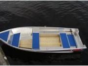 Båten funnet i god behold