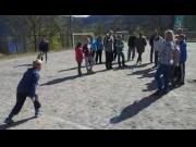 På Jomsborg Fosselørdagen: Aktivitet for barn -  kaste på stikka