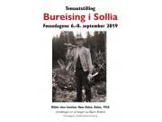 Minner om utstillingen Burising i Sollia i Fossehuset