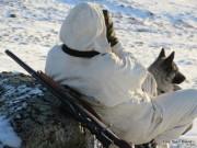 Vinterlig jakt på oktober