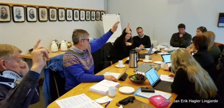 1-19 1127 veg til Atnasjøen avstemning