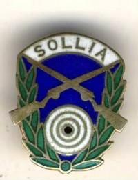 22 0509 Sollia skytterlag emblem