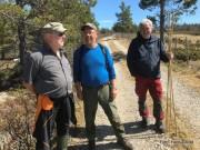 Planlegger ny løypetrase