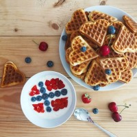 20 0629 Norwegian waffles