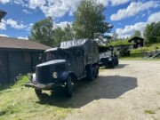 Kjøretøy fra krigens dager