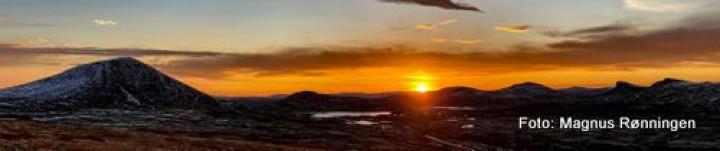 20 1115 solnedgang fra Snødølhøgda