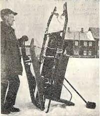 21 022 Slede for mmotorsykkel (1923) tynsetmodelle