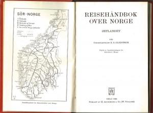 21 0310 Gleditsch Reisehåndbok