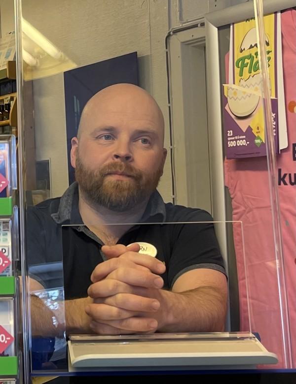 Jørn Sverre