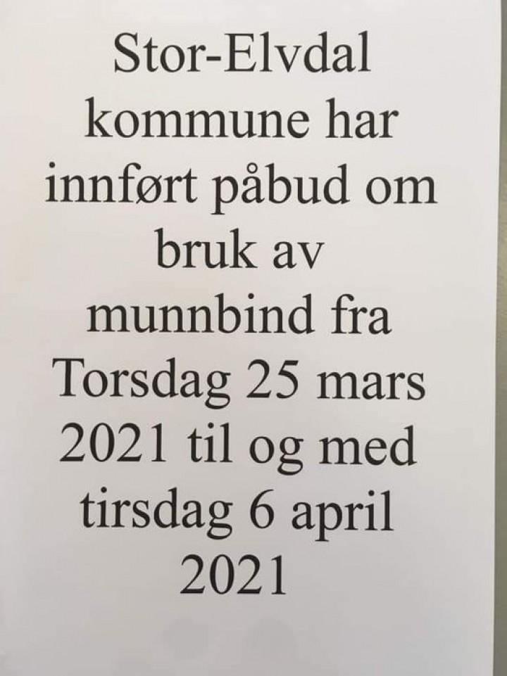 21 0323 Påbud om munnbind