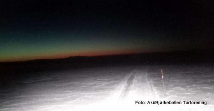 21 0327 nattkjæring på Finnsjøfjellet