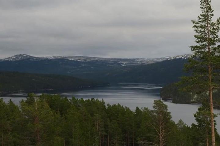 21 0527 Atnasjøen isfri